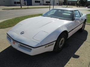 1986 Corvette Coupe Project Car or Parts Car