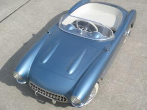 Collectible 1956-1957 Corvette Pedal Car