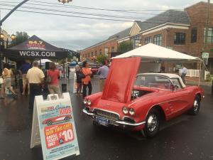 1961 C1 Corvette Convertible Raffle Car for WCSX/Holy Cross Children's Services