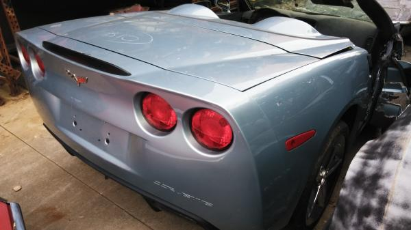 2012 Corvette Convertible Parts or Race Car Project